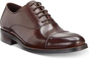 Kenneth Cole New York Men's Brock Cap-Toe Oxfords Men's Shoes