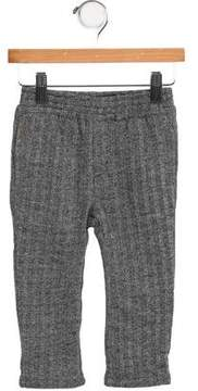 Catimini Boys' Herringbone Straight-Leg Pants w/ Tags