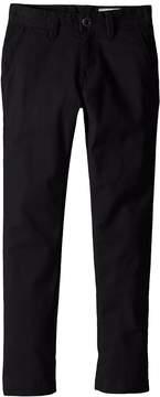 Volcom Frickin Modern Stretch Chino Pants Boy's Casual Pants