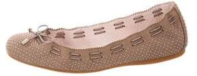 AERIN Irene Studded Flats w/ Tags