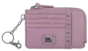 The Sak Women's Iris Card Wallet