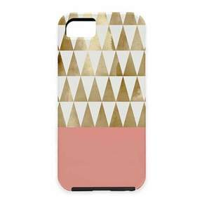 Deny Designs Georgiana Paraschiv Gold Triangle Case for iPhone® 6 Plus
