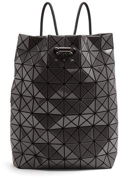 Bao Bao Issey Miyake Wring Drawstring Rope Backpack - Womens - Grey