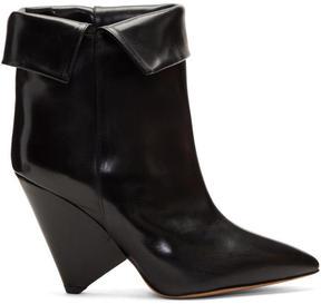 Isabel Marant Black Luliana Boots