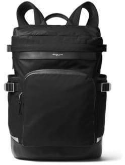 Michael Kors Kent Trimmed Backpack