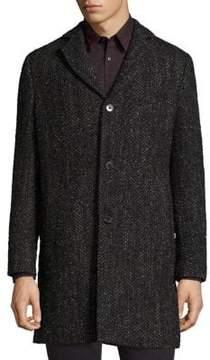 J. Lindeberg Wolger Buttoned Coat