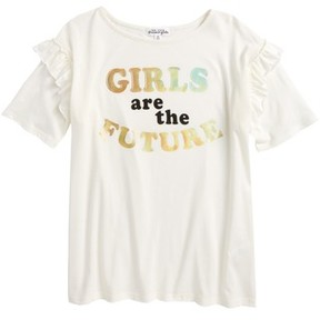 Ten Sixty Sherman Girl's Girls Are The Future Tee