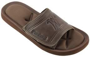 NCAA Men's Wichita State Shockers Memory Foam Slide Sandals