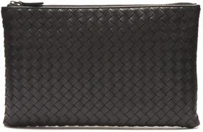 Bottega Veneta Intrecciato small leather pouch