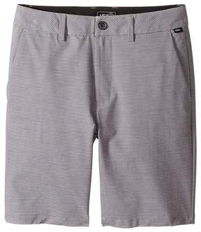 Vans Kids Barlin Hybrid Shorts (Little Kids/Big Kids)