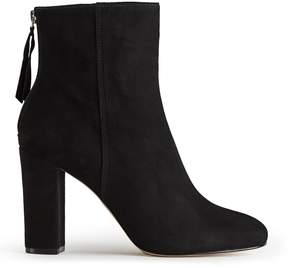 Reiss Odelle Suede Suede Ankle Boots