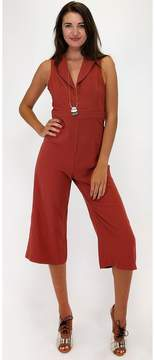 Ark & Co Rust Is A Must Jumpsuit