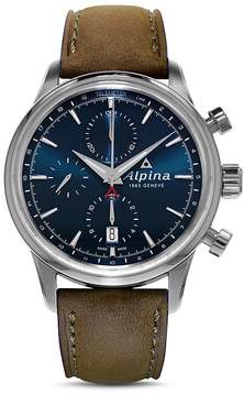Alpina Alpiner Automatic Chronograph, 41.5mm