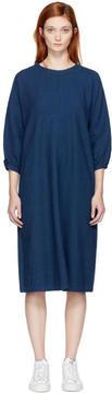 Blue Blue Japan Indigo Wide Dress