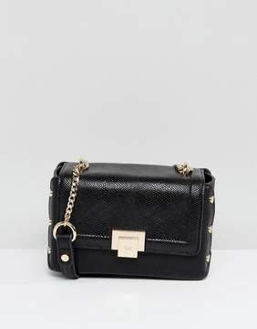 Dune Dimlie Crossbody Bag With Reptile Effect