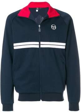 Sergio Tacchini striped detail sports jacket