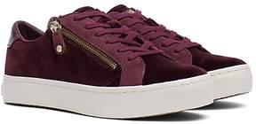 Tommy Hilfiger Velvet Zipper Sneaker