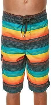 O'Neill Santa Cruz Ultrasuede Stripe Short - Big Kids (Boys')