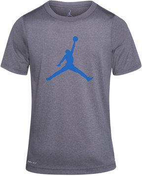 Jordan Jumpman Logo-Print T-Shirt, Big Boys (8-20)