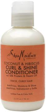Shea Moisture Sheamoisture SheaMoisture Curl & Shine Conditioner Coconut & Hibiscus