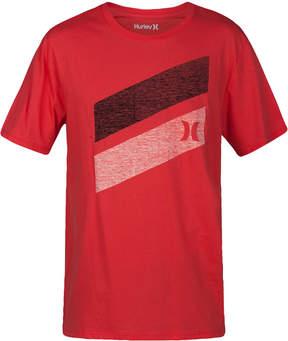 Hurley Men's Icon Slash Graphic T-Shirt