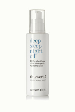 This Works Deep Sleep Night Oil, 120ml - Colorless