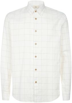 Folk All Over Checked Shirt