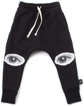 Nununu Infant Eye Patch Baggy Pants