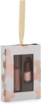 Neiman Marcus Pout & Polish Two-Piece Set