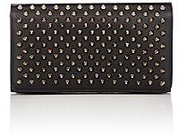 Christian Louboutin Women's Macaron Wristlet - Black, Gunmetal