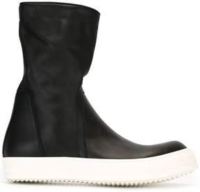 Rick Owens 'Basket Creeper' boots