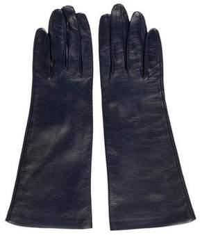 Hermes Mid-Length Lambskin Gloves