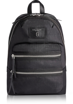 Marc Jacobs Black Nylon Biker Backpack - ONE COLOR - STYLE