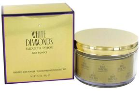 Elizabeth Taylor White Diamonds Body Powder for Women (5.3 oz/156 ml)