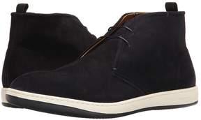 Giorgio Armani Microhole Chukka Boot Men's Boots