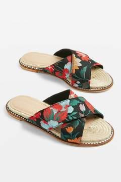 Topshop Hibiscus Sandals