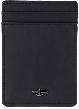 Dockers Men's Rfid-Blocking Magnetic Front-Pocket Wallet