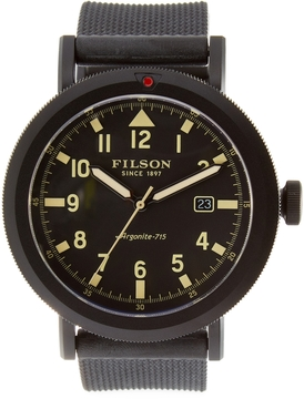 Filson Scout 3HD Watch, 45.5mm