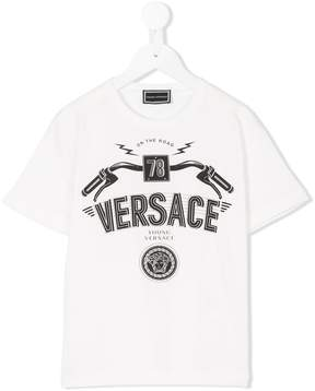 Versace on the road T-shirt