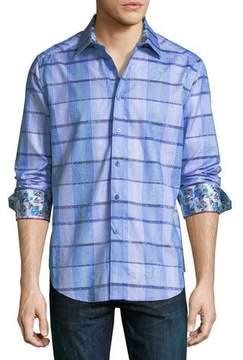 Robert Graham Ferro Long-Sleeve Sport Shirt