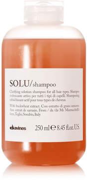 Davines - Solu Shampoo, 250ml - Colorless