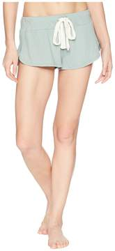 Eberjey Heather Shorts Women's Shorts
