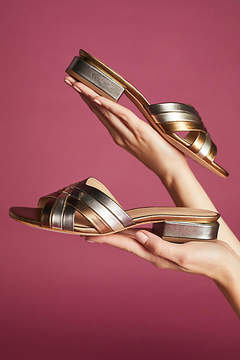 Pour La Victoire Malena Slide Sandals