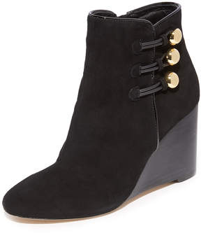 Kate Spade Geraldine Wedge Booties