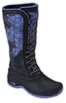 The North Face Thermoball Utility Women's Cold Weather Snow Boots.