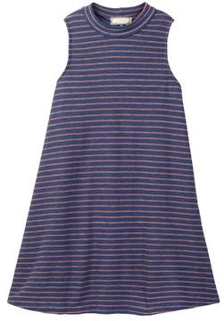 Soprano Sleeveless Knit Mock Neck Dress (Big Girls)
