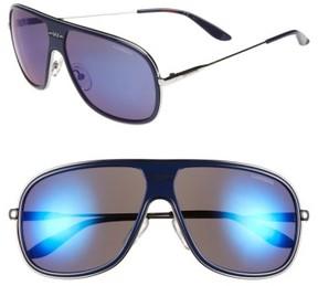 Carrera Men's Eyewear 62Mm Aviator Sunglasses - Blue