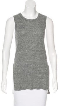 Enza Costa Mélange Sleeveless Top w/ Tags