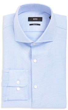 BOSS Men's Sharp Fit Dress Shirt