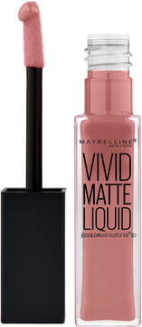Maybelline Color Sensational Vivid Matte Liquid Lip Color - 5 Nude Thrill